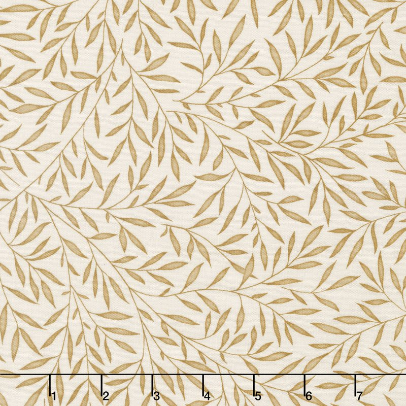 Morris & Co. Lily Leaf Tan