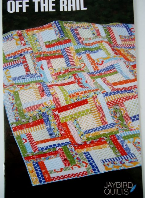 Off The Rail by Jaybird Quilts