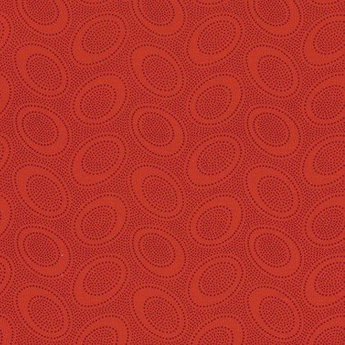 KF-Aboriginal Dot Red