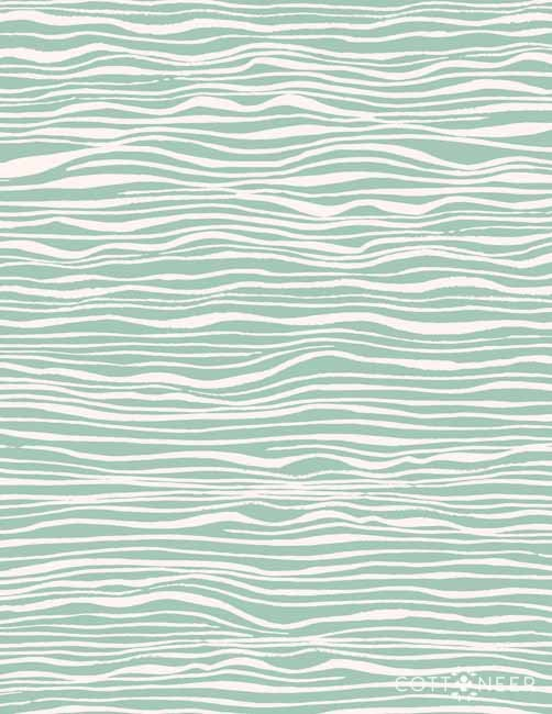 Rifle Paper Company Faux Boise Mint