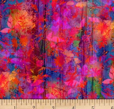 Iridescence  Floral 00248-MU