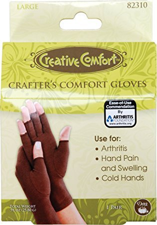 Crafter's Comfort Glove-Large