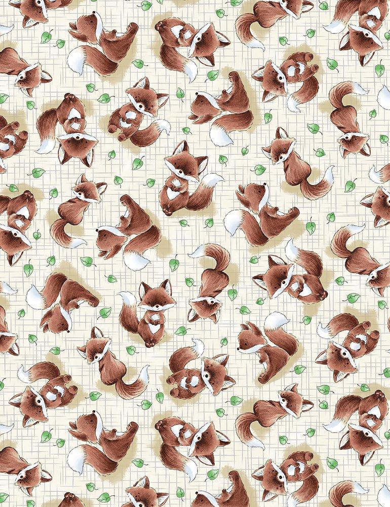 Bunnies C6722 Taupe