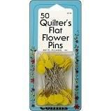 Collins Flat Flower Pins C115