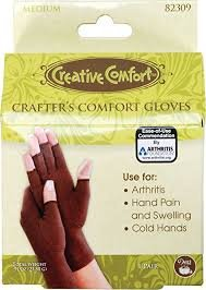 Crafter's Comfort Glove-Medium