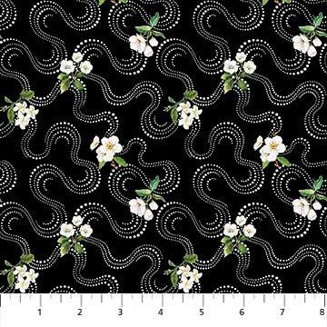 Bouquet DP23090-99 Black