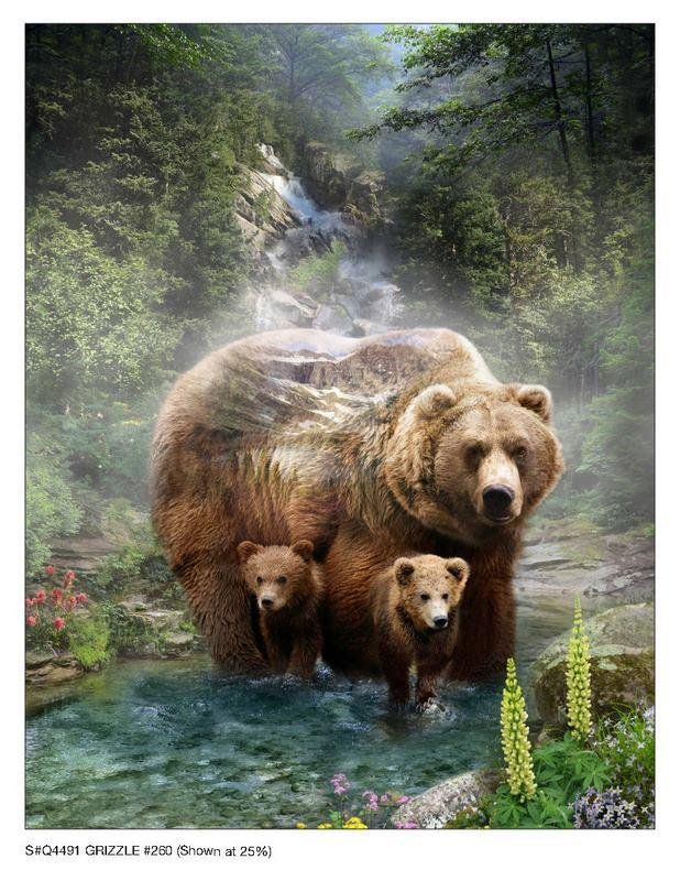 Call of the Wild Q4491-260 Grizzly