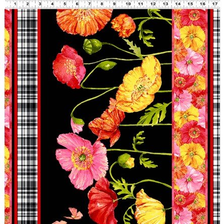 Poppy Garden Y2185-3
