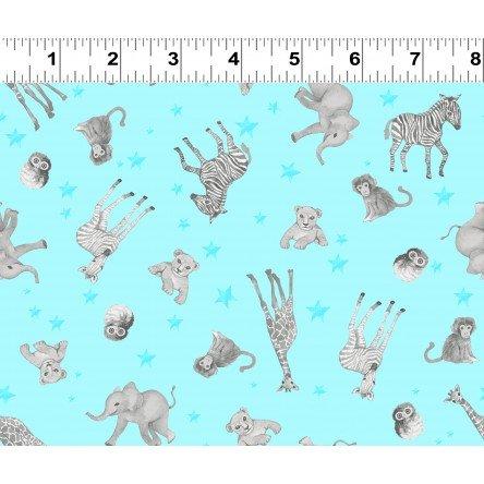 Baby Safari Y2605-33 Aqua