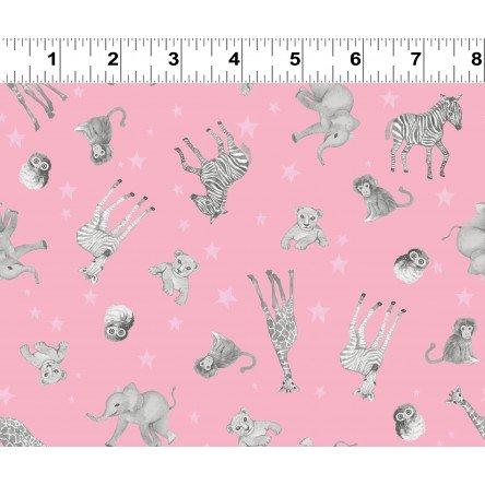 Baby Safari Y2605-73 Dk Pink