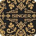 Sewing With Singer Metallic