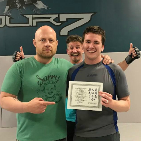 Cody North, Jiu Jitsu Instructor