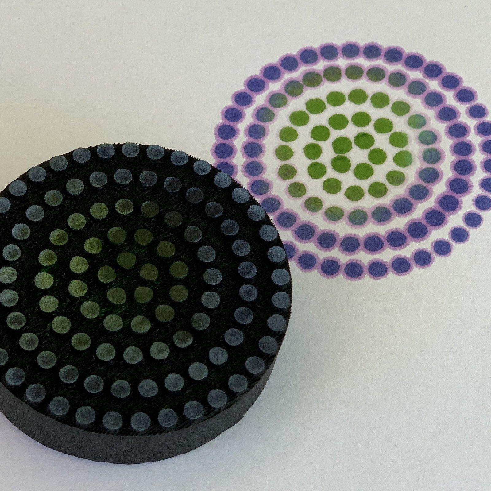 Balzer Dotted Circle