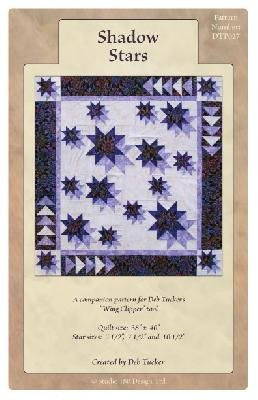Star Shadows Companion Pattern