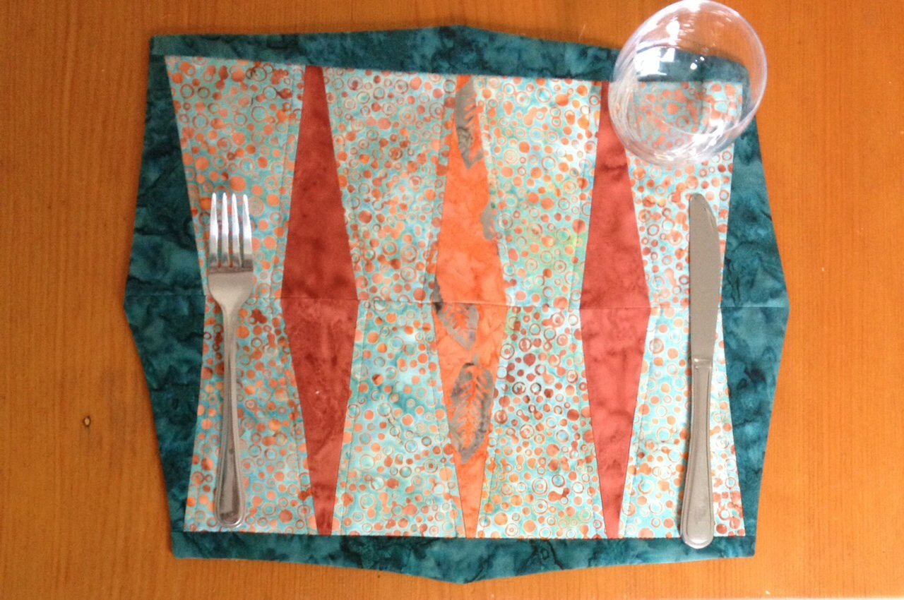 February placemats