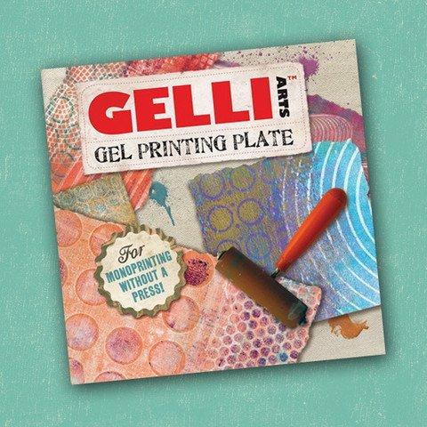 Gelli Plate 6 X 6