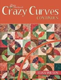 Crazy Curves Continues Book