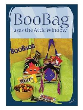 October Free Pattern- Boobag