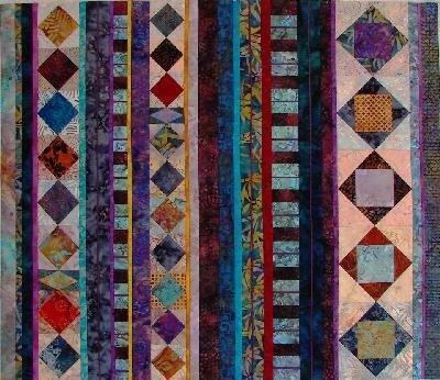 Mosaic Colourbars
