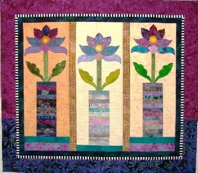 Deco Flower Trio