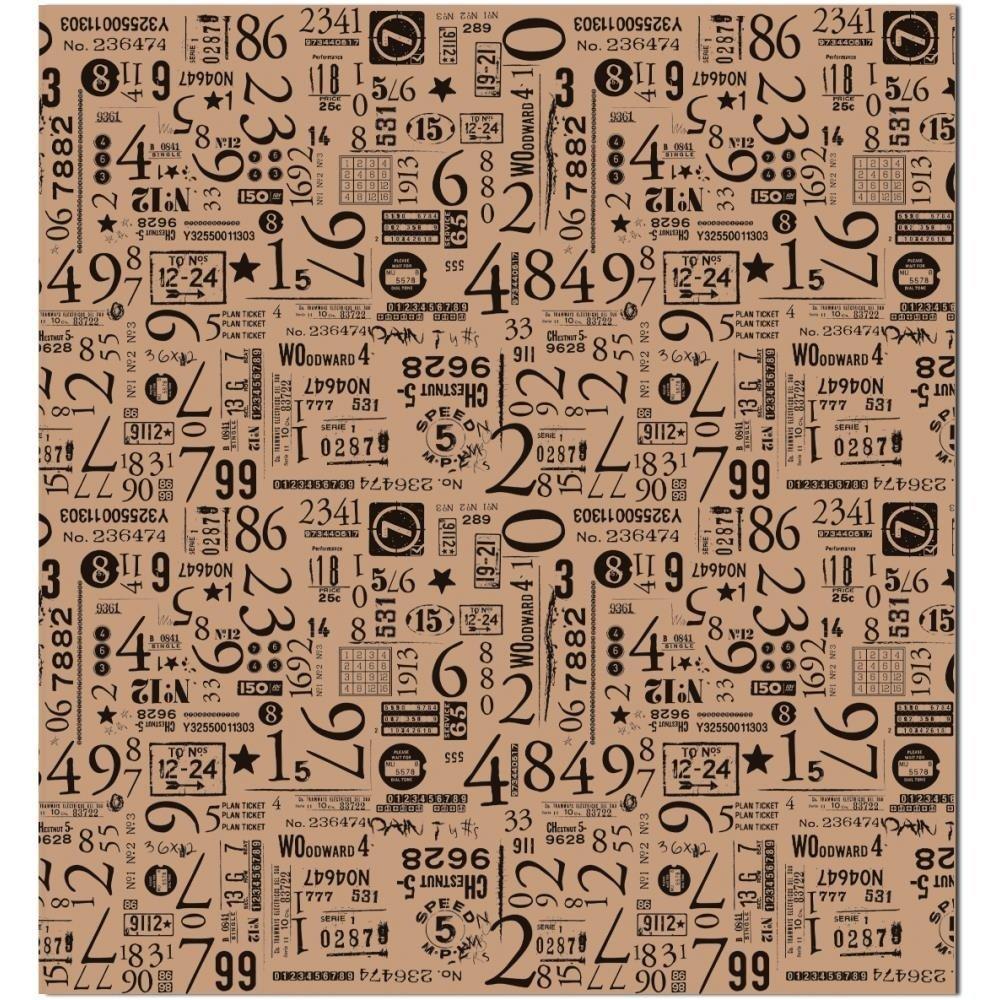 7 gypsies Tissue-Numero