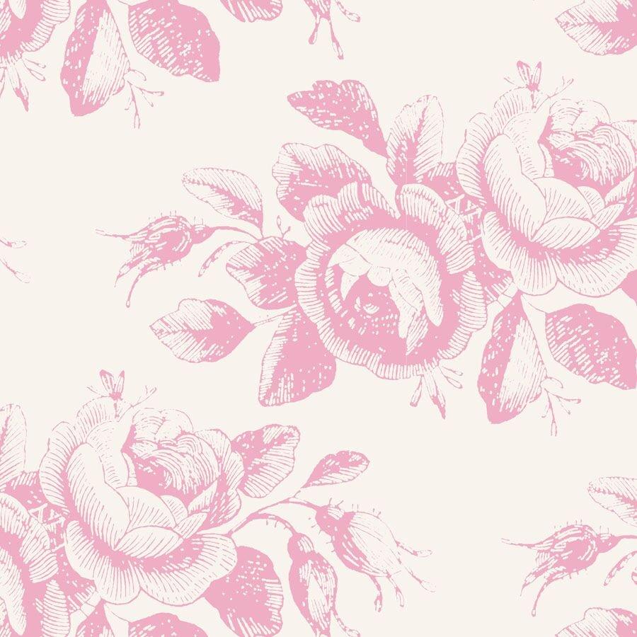 Tilda Old Rose - Mary Pink