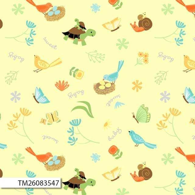 Sweet Meadow Flannel 26083 547