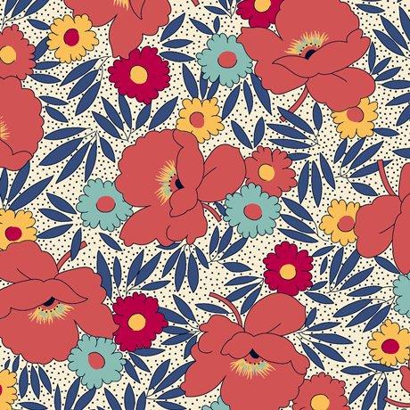 Harlow - Floral & Leaf - 26510 C