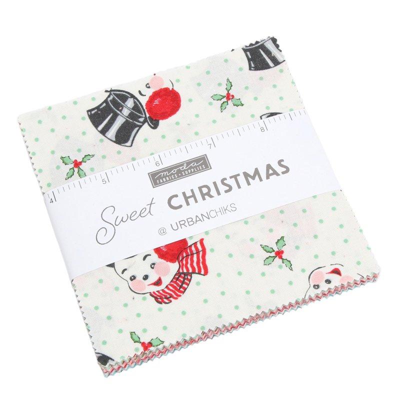 Sweet Christmas Charm Squares