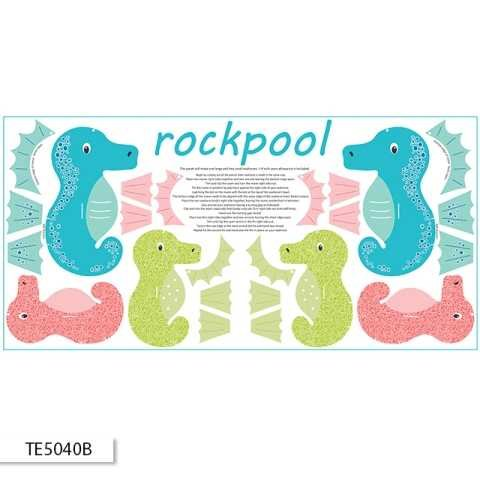 Rockpool TE5040B Panel Blue