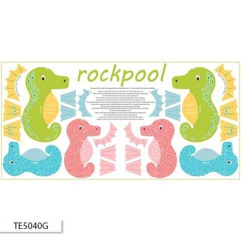 Rockpool TE5040G Panel Green