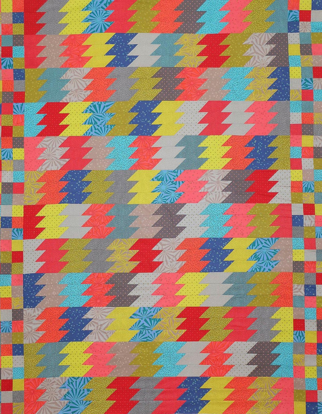 Lightening Pattern