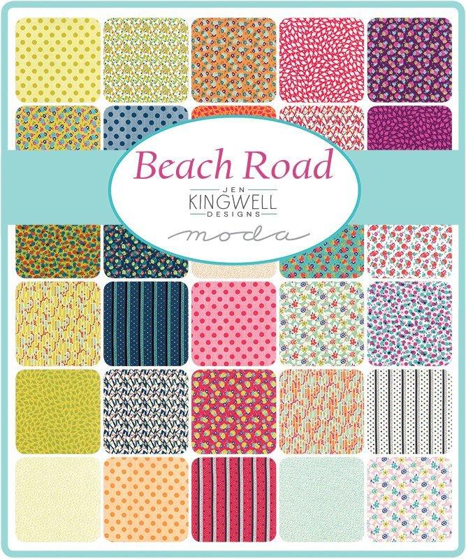 Beach Road Fat Quarter Pack
