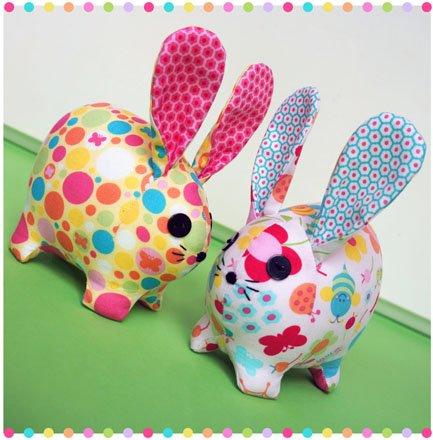 Baby Bunnies Pattern