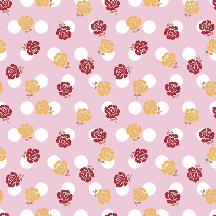 Sew Cherry 2 C5801 Pink