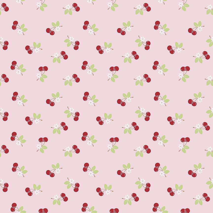 Sew Cherry 2 C5804 Pink