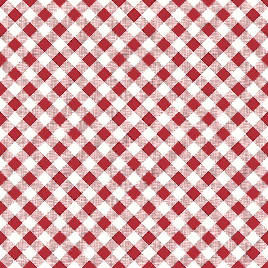 Sew Cherry 2 C5808 Red