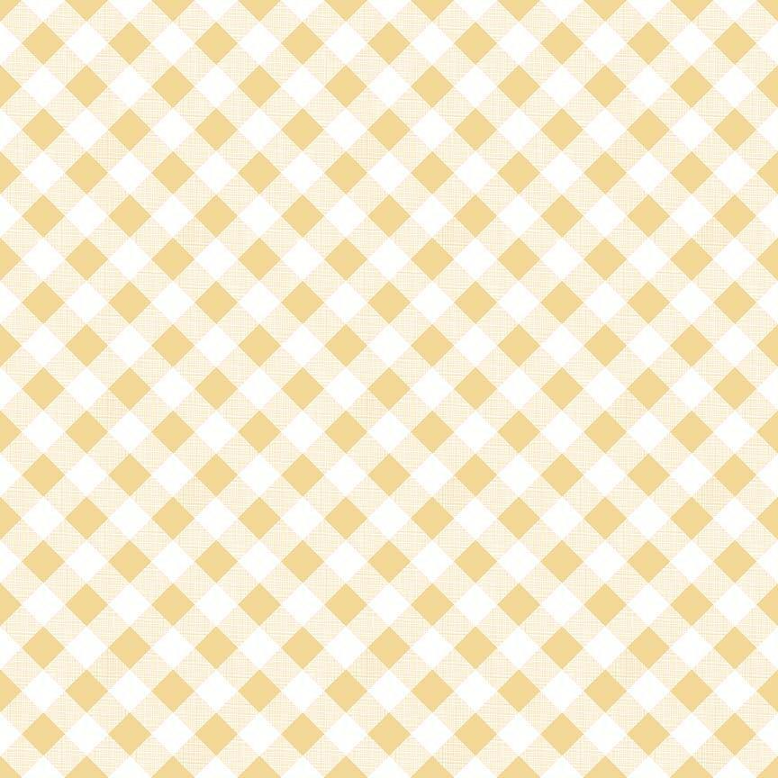 Sew Cherry 2 C5808 Yellow