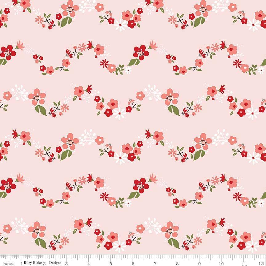 Sweet Prairie C6544 Pink