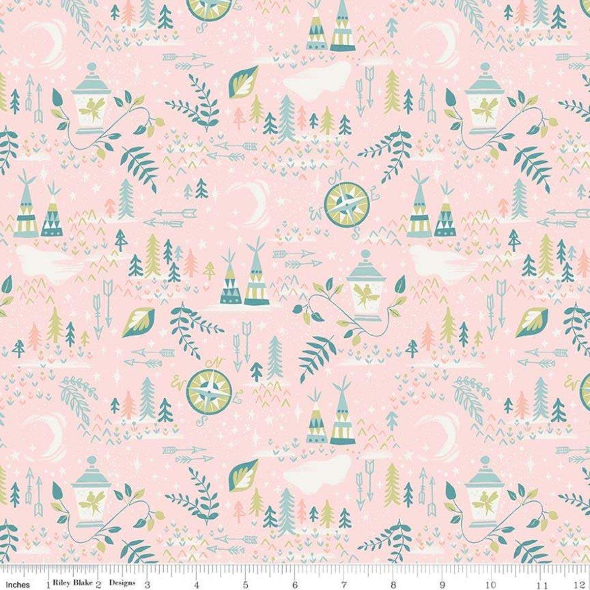 Neverland C6573 Pink