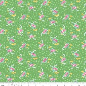Mae Flowers C6913 Green