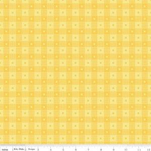 Mae Flowers C6915 Yellow