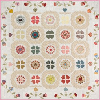 Cassies Quilt Pattern