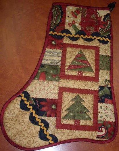 Charming Christmas Stocking Pattern