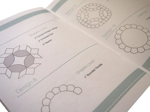 Curved Shapes Book