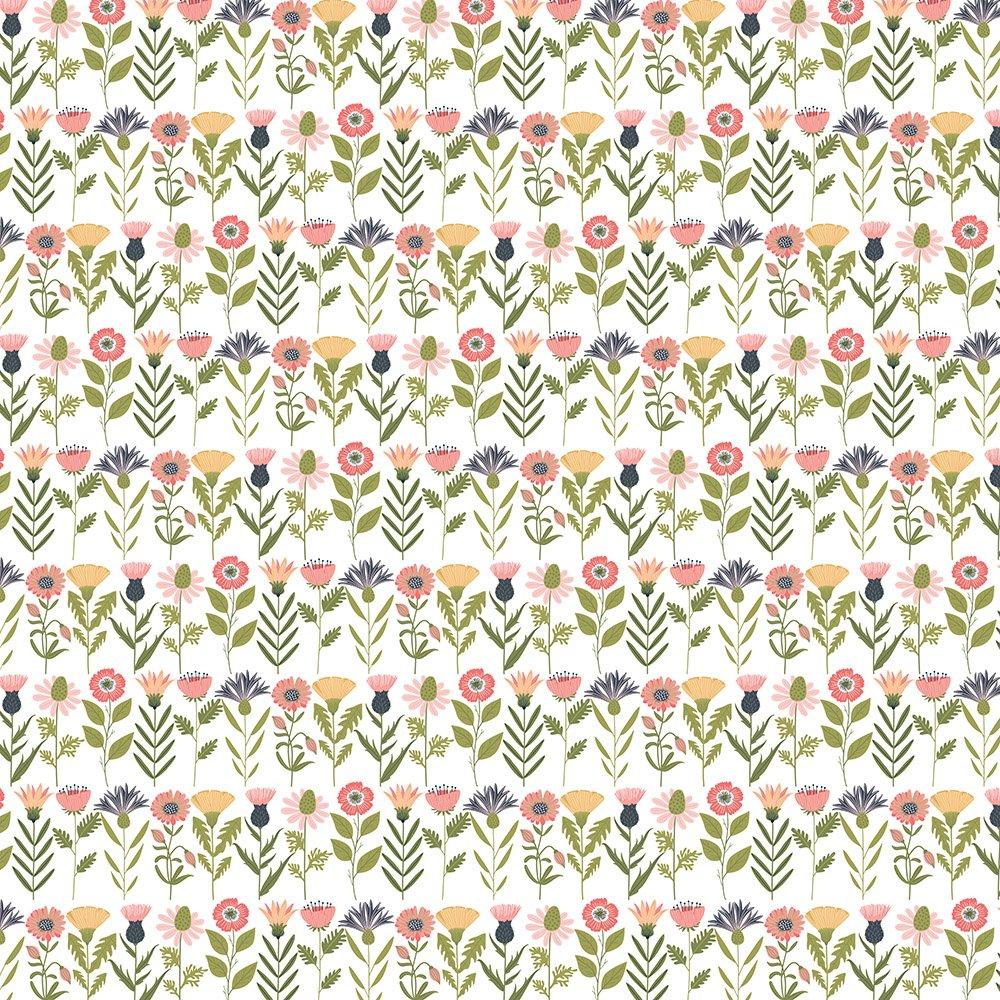 Daisy Mae - Fresh Cuts in White - DM20106