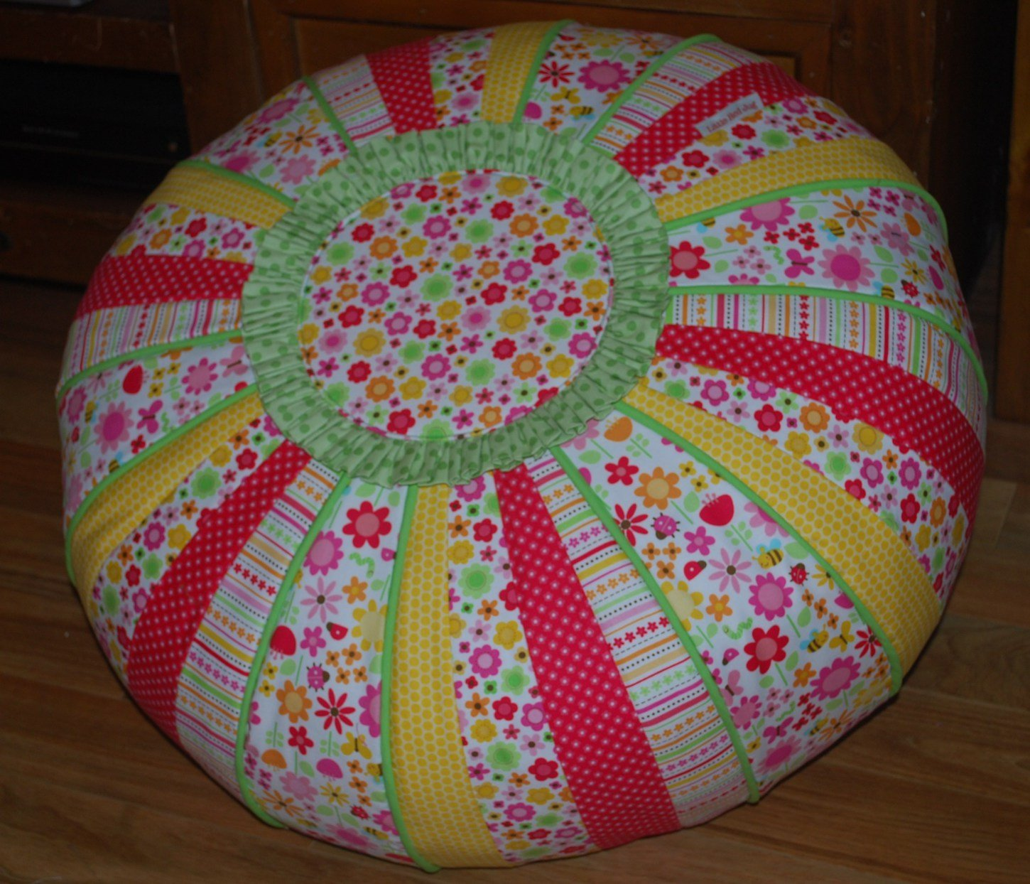 Footstool Pattern