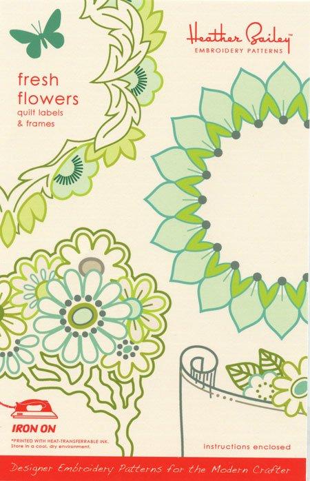Fresh Flowers Pattern
