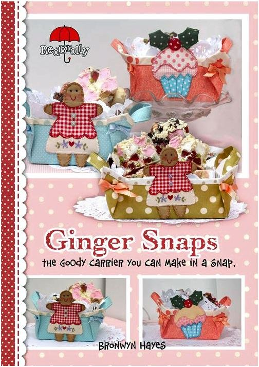Ginger Snaps Pattern