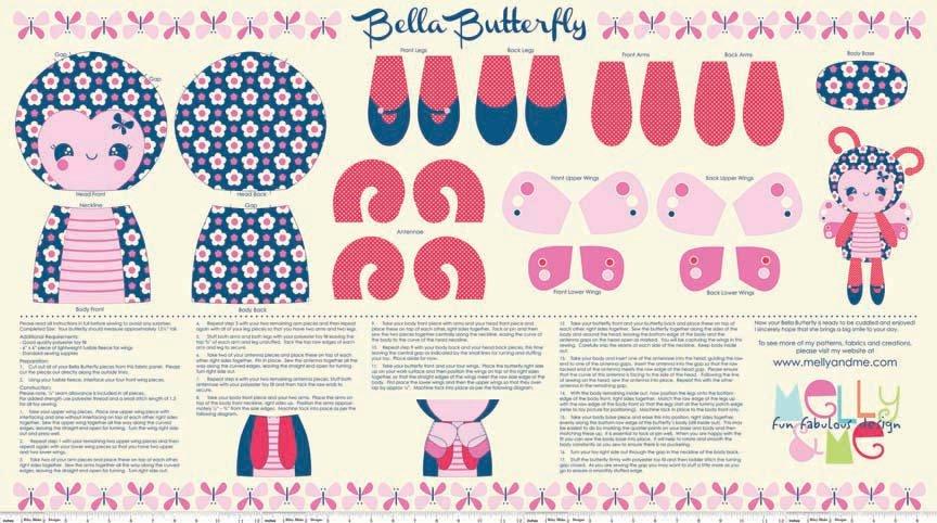 Flutterberry Panel